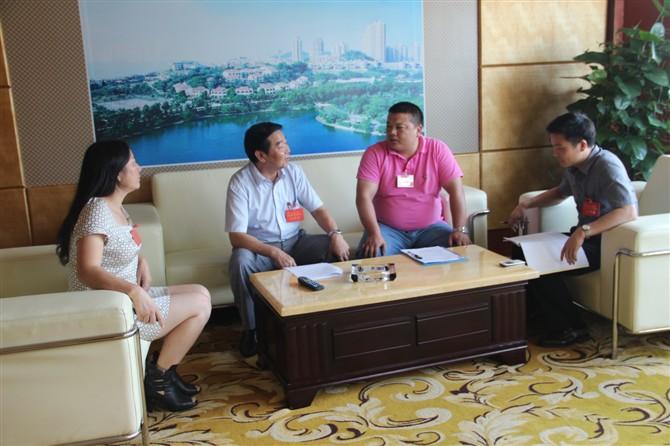 常德商会召开第一次党员代表大会,会议选举出五位党委委员